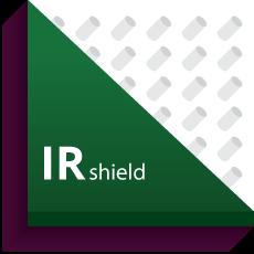 IR shield